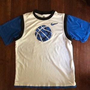 Boys Nike Fit Dry Shirt
